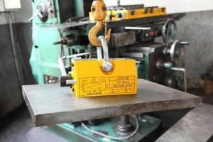 07. Permanent Magnet Lifter