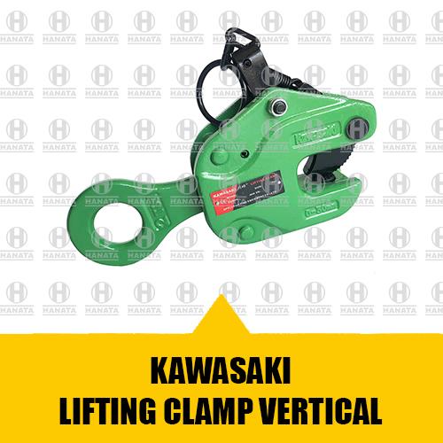 Distributor Resmi Jual Vertical Lifting Clamp Kawasaki Asli, Baru dan Bersertifikat Harga Terbaik Di Indonesia